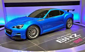 subaru rwd exposed u2013 the subaru brz concept sti u2013 our auto expert