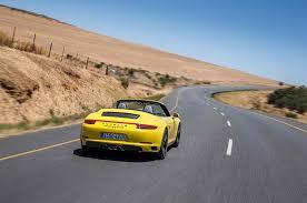 porsche 911 carrera gts cabriolet 2017 porsche 911 carrera gts first drive motor trend canada