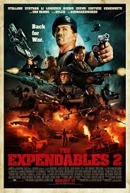 the expendables 2 2012 movie posters joblo posters