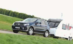 mercedes towing mercedes gle tow car awards