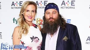 duck dynasty u0027s jep and jessica robertson introduce adopted baby