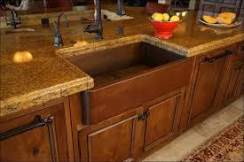 Stone Sinks Kitchen by Kitchen Used Farmhouse Sink Copper Farmhouse Sink Lowes