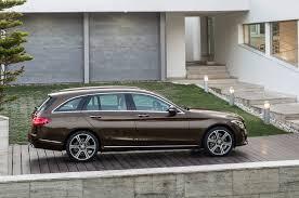 mercedes c class station wagon 2015 mercedes c class wagon revealed automobile magazine