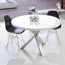 7 White Round Modern Dining Tables Cute Furniture
