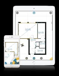 orthograph i digital floor plan and building survey for mobile