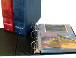 Big Photo Album Postcard Album Big