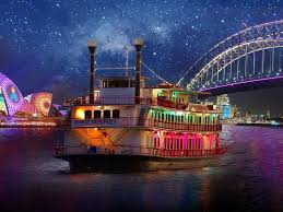 dinner cruise sydney sydney showboats sydney australia official travel