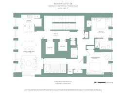 8 york street floor plans morris adjmi u0027s neo gothic nomad condo launches sales curbed ny