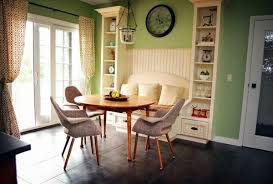 Cozy Dining Room by Make Cozy Dining Area U2013 Dining Table With Chairs In The Kitchen