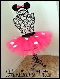 Pink Minnie Mouse Halloween Costume Alien Princess Custom Sewn Alien Tutu Costume Tiarastutus