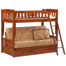 Canada Bunk Beds Day Furniture Canada Beds Cinnamon Futon Bunk Cherry