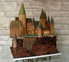 harry potter gingerbread house ideas popsugar tech