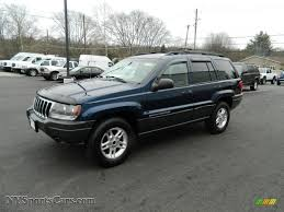 blue jeep grand cherokee 2003 jeep grand cherokee laredo 4x4 in patriot blue pearl 538196