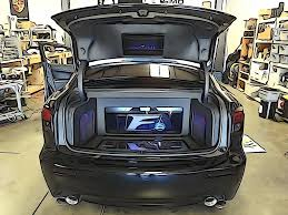 lexus isf door panel lexus isf 7 000 watt sound system install video 6 it lives rf