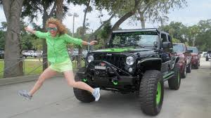 jeep beach 2017 the jeep girls explore florida u0027s historic coasts fca north