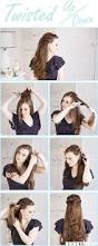 top 10 super easy 5 minute hairstyles for busy ladies top inspired