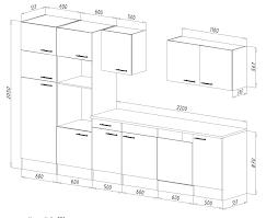 K Henzeile Preis Respekta Küchenleerblock Küche Leerblock Küchenzeile 340 Cm Eiche