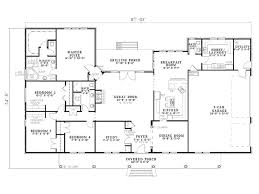 Second Story Floor Plans by Large House Floor Plans Gorgeous 2 Home Plan 152 1004 Floor Plan