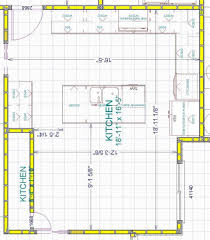 Large Kitchen House Plans by Mesmerizing Kitchen Floorplans Pics Design Ideas Andrea Outloud