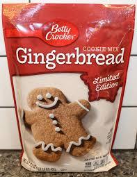 making betty crocker gingerbread cookies youtube