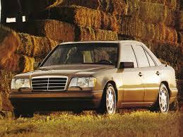 1997 mercedes e class e420 1994 mercedes e class overview cars com