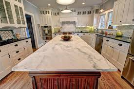 White Granite Kitchen Countertops by Quartz Vs Granite Countertops Pros And Cons