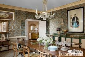 House Beautiful Makeovers Timeless On Park Avenue - House beautiful dining rooms