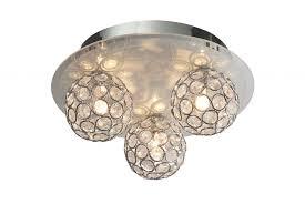 colour changing led ceiling lights chameleon crystal circle colouranging l ceiling light bathroom