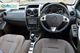 renault duster interior image 30
