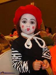 Mime Halloween Costumes Family Mimes Costume Camp Bestival Costumes Halloween