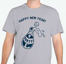 new year t shirts new years day t shirts custom design ideas