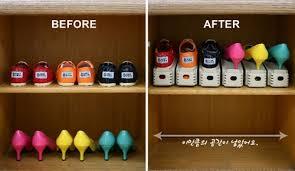 domestic diva shoe rack organizer shelf closet space saver wide
