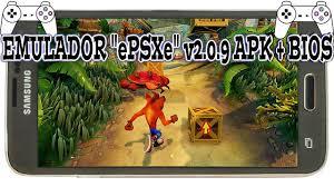 epsxe android apk descargar emulador de ps1 epsxe v2 0 9 apk bios android 2018