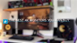 The Best Gaming Setup Of 2016 Youtube by The Best 4k Monitors Of 2017 Digital Trends