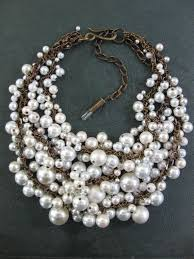 fashion jewelry pearl necklace images 1257 best pearls vintage jewelry handbags images jpg