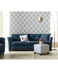 Living Room Furniture At Macy S Home Design Green Living Room Furniture Ideas With Fabric Sofa And