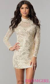 gold party dress ivory and gold sequin party dress promgirl