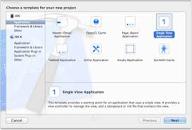 four ways to build a mobile application part 1 native ios