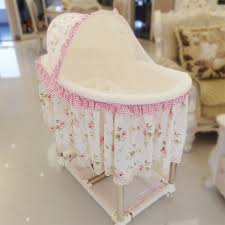 Baby Electric Swing Chair Aliexpress Com Buy Electric Baby Bed Automatic Baby Cradle