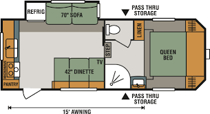 sportsman rv floor plans image collections flooring decoration ideas