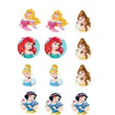 edible print cupcakes princess edible print maxicake easy to create a cake