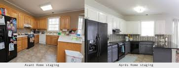 cuisine home staging home staging cuisine quel budget prévoir pour un relooking le
