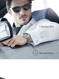 katalog collection 2013 benz watch sunglasses