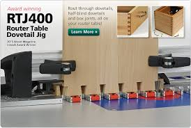 leigh dovetail jigs and mortise and tenon jigs