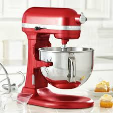 Kitchenaid Classic Stand Mixer by Kitchenaid Empire Red Professional 600 Series 6qt Bowl Lift