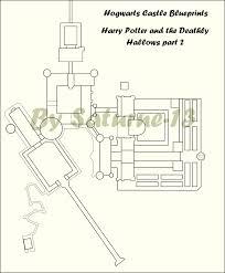 Castle Blueprint Hogwarts Castle Blueprints Vitrines