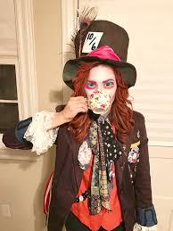 female mad hatter halloween costume mad hatter costume diy jacket diy hat makeup halloween