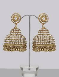 punjabi jhumka earrings punjabi patiala salwar kameez online shopping shop for great