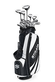 amazon black friday disc golf deals amazon com callaway men u0027s strata ultimate set 18 piece right