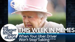 Talking In Memes - this week in memes when your uber driver won t stop talking youtube